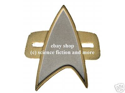 VOYAGER - DS9 Communicator -Pin  (matt) TOP prop ovp