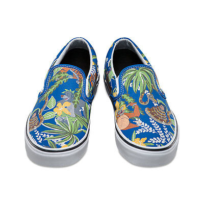 vans livre de la jungle