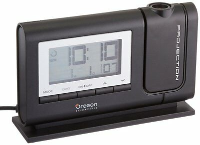 Oregon Scientific RM308PA Simple Atomic Projection Clock FREE SHIPPING NEW......