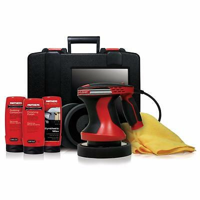 Mothers 40-90032 Wax Attack 2 Power-Pro Polishing & Paint Restoration System