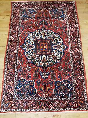 Good Bakhtiari Rug / Carpet West Persia