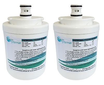 2x Fridge Water filter Compatible with Maytag UKF7003 PuriClean UKF7003AXX
