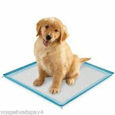 100 Large Puppy Training Pads Dogs Toilet Absorbent Mat 60 x 60cm Puppies