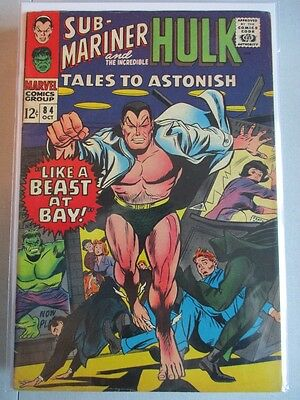 Tales to Astonish Vol. 1 (1959-1968) #84 VF+