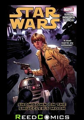 STAR WARS VOLUME 2 SHOWDOWN ON THE SMUGGLERS MOON GRAPHIC NOVEL New Paperback