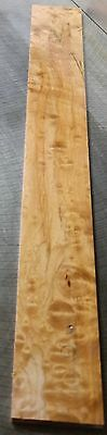 Tonewood Quilted Maple 17134 Blank Griffbrett Neck Tonholz Guitar Builder Board