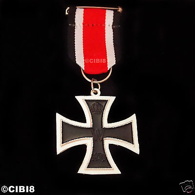 Iron Cross Medal 1870 German Prussia 2Nd Class Antique Repro Military Award Army