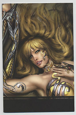WITCHBLADE BEARERS OF THE BLADE # 1 WRAP-VARIANT Lim.111 Ex.- COMIC ACTION 2007