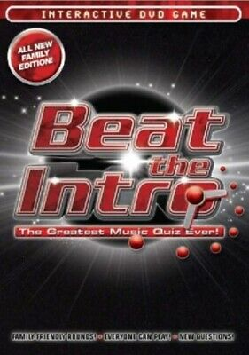 Beat the Intro: The Greatest Music Quiz Ever DVD (2007)