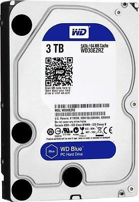 Western Digital WD30EZRZ Blue 3 TB, SATA 6Gb/s