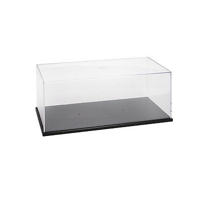 Triple 9 Model Accessory - 1/24 Scale Clear Perspex Case And Base