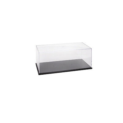 Triple 9 Model Accessory - 1/43 Scale Clear Perspex Case And Base