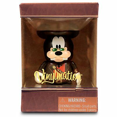 "Disney Vinylmation Mechanical Kingdom Series Goofy 3"" Figure New in Sealed Box"