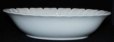 Oval Vegetable Bowl Plate in Heirloom by Harmony House China - 10 inches
