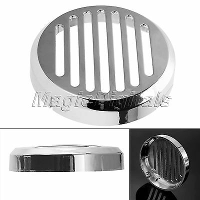 90mm Motorcycle Chrome ABS Horn Cover for Honda Shadow VT/VLX 600 1988-2007 2006