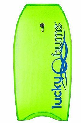 "NEW Body Boogie Board 41"" Beach Surf Fun Water Sports Swim Toys Wave Sand GREEN"