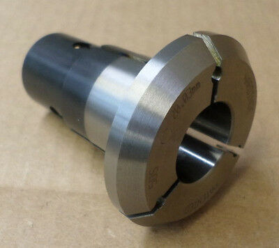 Hardinge Inc. 149340 1159001700000 5C Metric Round Smooth Dead Length Collet