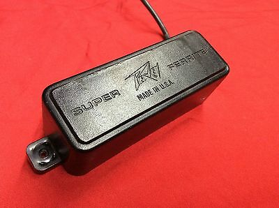 Vintage 1984 Usa Peavey Super Ferrite Bass Guitar Pickup 1985 1986 1987 1988