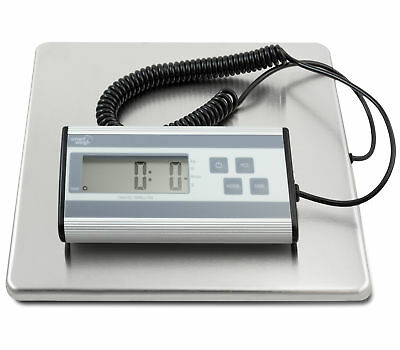 Smart Weigh 440lbs x 6oz USPS Digital Shipping Postal Scale Heavy Duty Steel