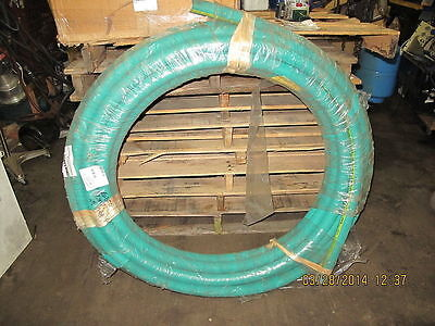 """10' 1 ¼"""" Thermoid UltraChem UHMWPE Industrial & Scientific Hose CHEMICAL SUCTION"""