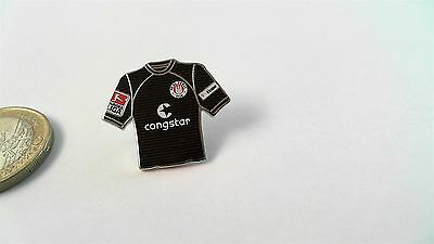 FC St. Pauli Trikot Pin Badge 2008/09 Home Congstar