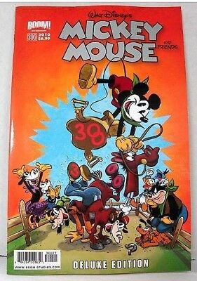 MICKEY MOUSE Comic Book # 300 DELUXE Edition RARE Cover NM