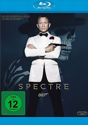 James Bond - Spectre # BLU-RAY-NEU