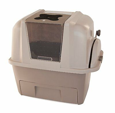 Hagen CatIt SmartSift Litter50685 Scoops cat litter for you-simplypull the CAO