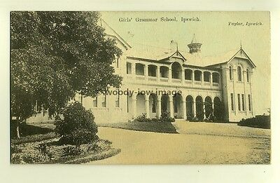 tp6749 - Suffolk - View of the Girl's Grammer School in Ipswich -  Postcard
