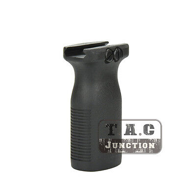 Tactical RVG Rail Vertical Grip Front Grip Forward Foregrip for Picatinny Rail