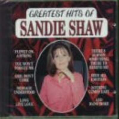 Greatest Hits of Sandie Shaw CD Value Guaranteed from eBay's biggest seller!