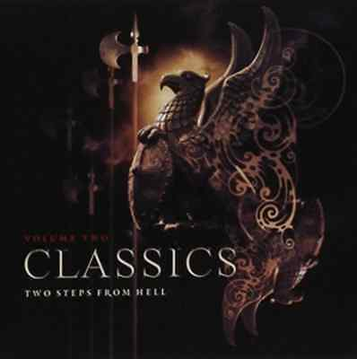 Two Steps From Hell-Classics 2 Cd New