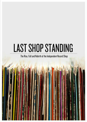 Last Shop Standing - The Rise, Fall and Rebirth of The... DVD (2012) Norman