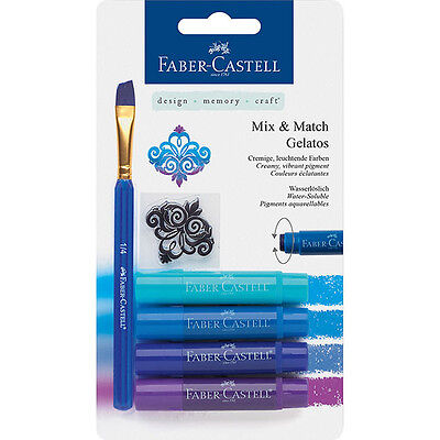 Faber Castell Gelatos Mix and Match Crayon