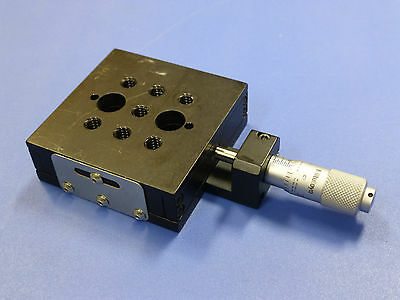 Thorlabs MT1 Precision Linear Translation Stage with Micrometer