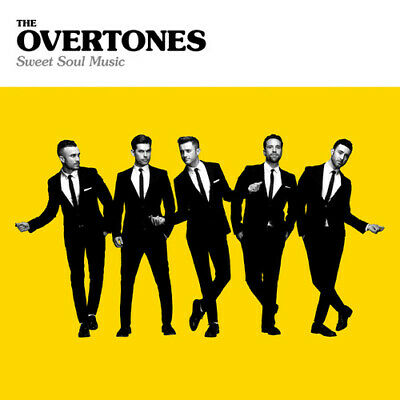 The Overtones : Sweet Soul Music CD (2015) Incredible Value and Free Shipping!