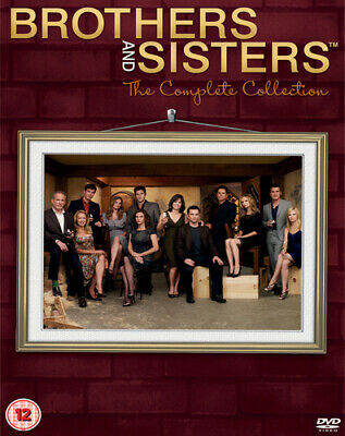 Brothers and Sisters: The Complete Collection DVD (2011) Dave Annable cert 12