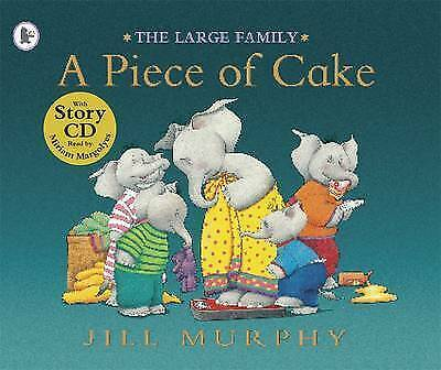 Piece of Cake (Large Family),New Condition