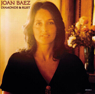 Joan Baez : Diamonds & Rust CD (2003) ***NEW***