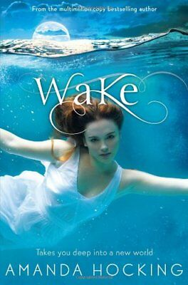 Wake: Book One in the Watersong Series by Hocking, Amanda
