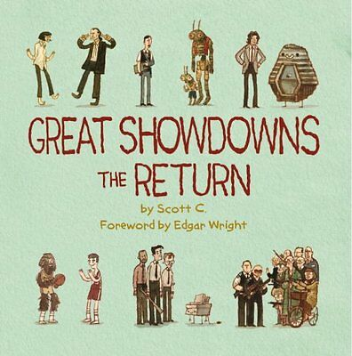 Great Showdowns: The Return,New Condition