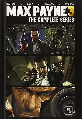 Max Payne 3 - The Complete Series,New Condition