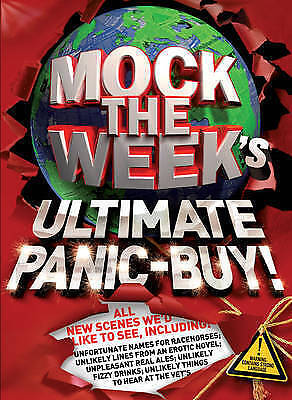 Mock the Week's Ultimate Panic-Buy! by Patterson, Dan
