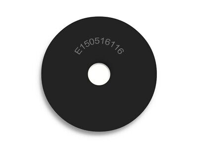"""Neoprene Rubber Washers 1 1/2"""" O X 5/16"""" ID X 1/16"""" Thickness - Endeavor Series"""