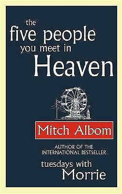 The Five People You Meet In Heaven,New Condition
