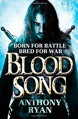 Blood Song: Book 1 of Raven's Shadow,New Condition