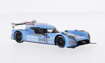 Nissan GT-R LM Nismo, No.23, Manchester City FC, Manchester City, 1:43, Spark