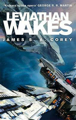 Leviathan Wakes: Book One of the Expanse series,New Condition