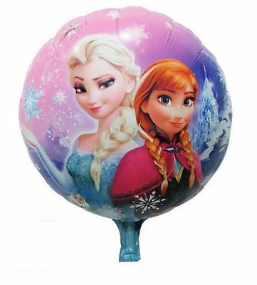 "Frozen Balloon 18"" Childrens Party Balloon Elsa Anna and Olaf ideal for birthday"