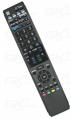 Replacement Remote Control for Sharp  GA857WJSA